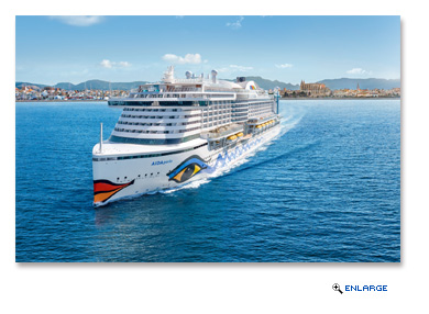 AIDA Cruises Announces Start of Construction of The First LNG Cruise Ship in The World