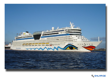 AIDA Cruises Suspends Israel Calls After Rocket Debris Lands On AIDAdiva