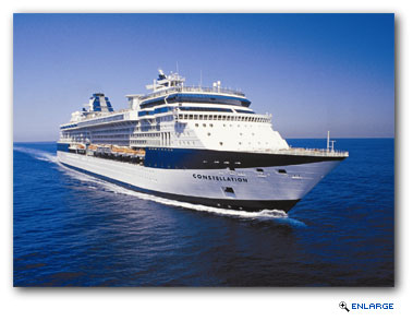 Celebrity Constellation: The Millennium Class ship will sail the Mediterranean