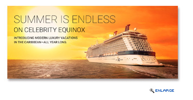 Celebrity Cruises Introduces Year-Round Caribbean Itineraries