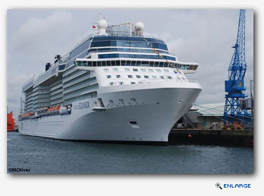 Celebrity Equinox: Popular in 2014, Celebrity's seven-night itineraries will feature a greater variety of Mediterranean vacations