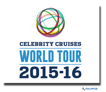 Celebrity Cruises Announces World Tour 2015-16