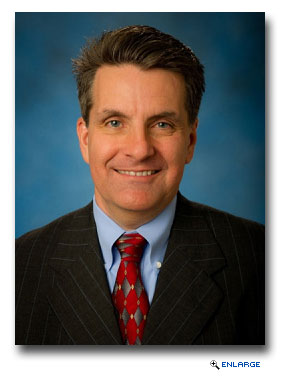 James Heaney has been named senior vice president and chief financial officer