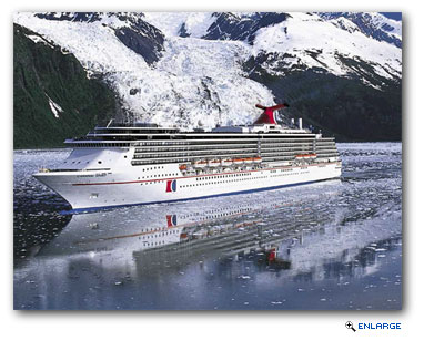 Carnival To Operate 14-Day Alaska Cruise Round-Trip - From Long Beach, CA!