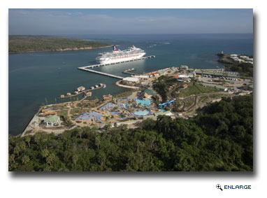 Carnival Corporation to Open $85 Million Port in Dominican Republic in October 2015