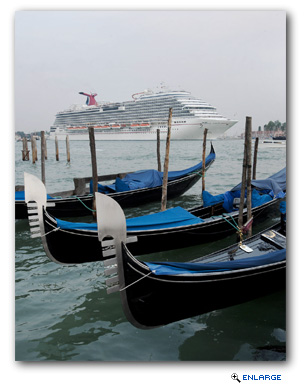 Venice Cruise Ship Ban Suspended
