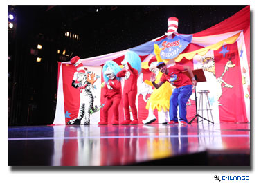 New Seuss At Sea Program Debuts On Carnival Splendor
