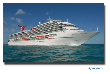 Carnival Freedom Set For Multi-Million-Dollar Refit
