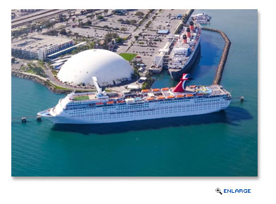 Carnival Signs Agreement To Expand Terminal Operations At The Port Of Long Beach