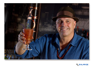 Good Spirits� joins pioneering cocktail chef Matthew Biancaniello as he sails the globe on the company�s world leading cruise lines