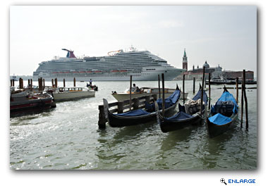In 2012, 5.7 million passengers embarked on a cruise from Europe