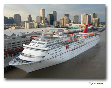 Carnival On Track For Record Year From Port Of New Orleans
