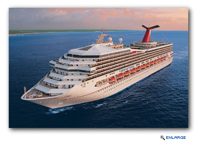 Six Year Old Drowns On Carnival Victory