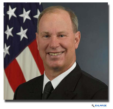 Carnival Names Vice Admiral William Burke As Its First-Ever Chief Maritime Officer