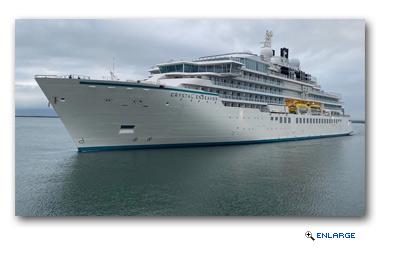 Crystal Cruises Announces The World's Largest Megayacht Crystal Endeavor