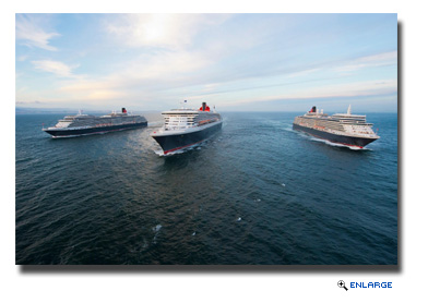 Cunard Line to Explore New Territories in World Cruising with 2016