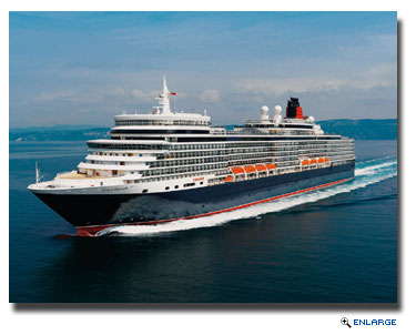 Cunard Adds Single Cabins During Queen Elizabeth Refit
