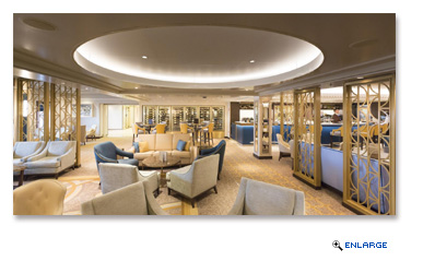 The transformation of the former Winter Garden into the Carinthia Lounge