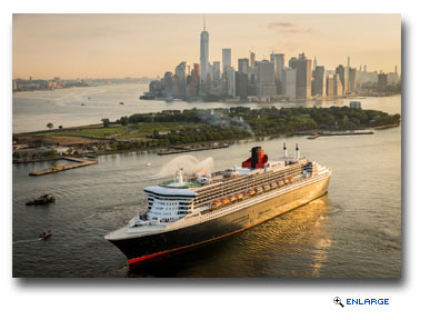 Cunard Announces its 2017 Exotic Cruises & Full World Voyages Program