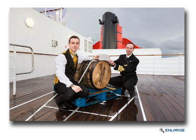 Age of Discovery: A Unique Collaboration between Cunard, The Savoy, and Jack Daniel�s