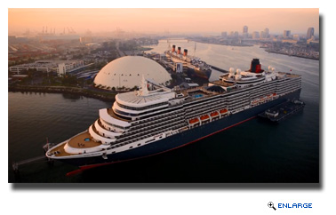 Video Highlights the February Cunard Royal Rendezvous