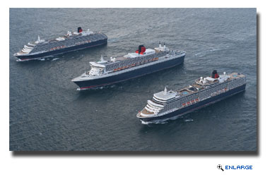 Cunard to Kick Off its 175 celebrations in Southampton with Sailaway