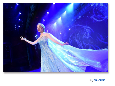 Frozen, A Musical Spectacular Takes the Stage Aboard Disney Cruise Line