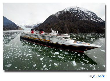 Disney Cruise Line Charts a New Course for Norway in 2015