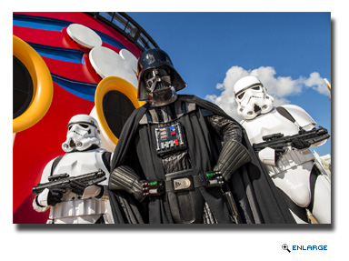 Disney Cruise Line Introduces Star Wars Day at Sea