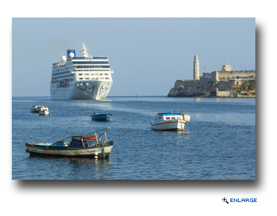 Fathom's MV Adonia Arrives in Havana to Complete Historic Voyage from U.S. to Cuba