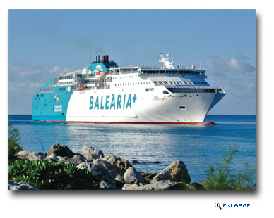 Balearia Requests Permission to Start Ferry Operations to Cuba