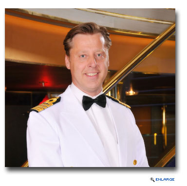 HAL Names Captain of New ms Koningsdam