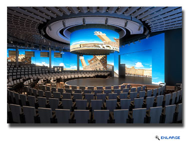 Holland America Line's new ms Koningsdam to Showcase 270-Degree Panoramic LED Screens