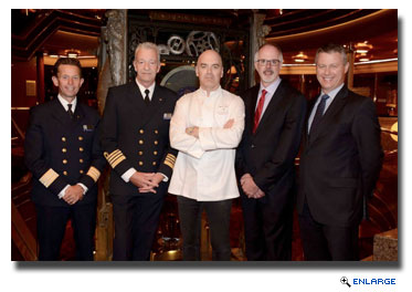 Australian Chef Mark Best Joins HAL's Culinary Council