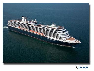 ms Nieuw Amsterdam Kicks Off Seattle's Alaska Cruise Season