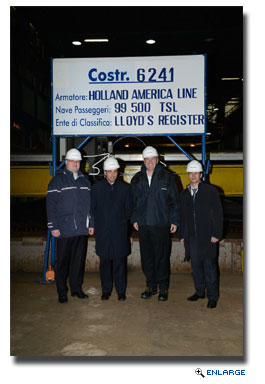 First Steel Cut for HAL's Future Pinnacle Class Ship