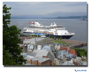 HAL Features Robust Canada and New England Cruise Options for Summer and Fall 2015
