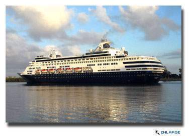 HAL's ms Ryndam and ms Statendam Headed To P&O Cruises (Australia)