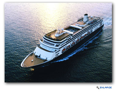 HAL's Volendam Getting 21 Lanai Staterooms