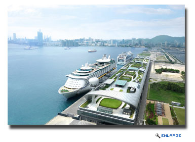 New Studies Show Asia Cruise Potential