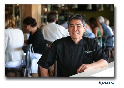 MSC Cruises Partners Celebrity Chef Roy Yamaguchi