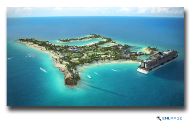 MSC Cruises To Create Exclusive Bahamian Marine Reserve Island