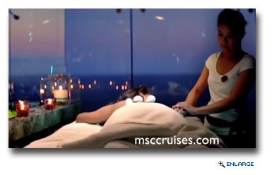 MSC Cruises Enhances Spa And Beauty Services