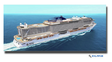 MSC Orders Two New Ships
