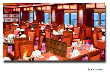 NCL Adds Complimentary Asian Restaurants Across Fleet