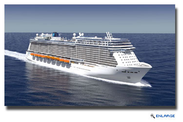 Norwegian Cruise Line Announces Names Of New Ships