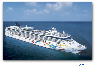 Norwegian Dawn Sets Sail For Bermuda As A New Ship