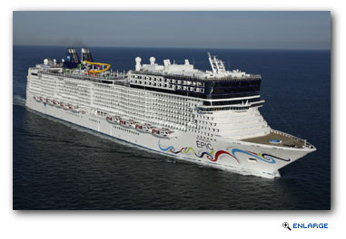Norwegian Epic to Homeport in Europe Year-Round in 2015