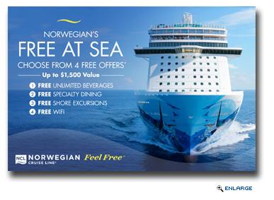 Norwegian Cruise Line Unveils