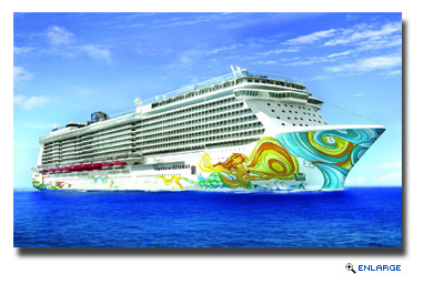 Norwegian Getaway to Debut South Florida-themed Restaurants, Bars